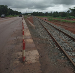 Railway Project at Guinea, Africa