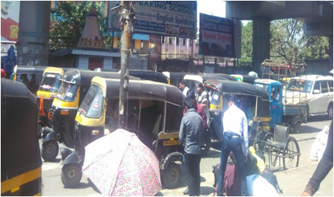 Traffic Study for traffic Regulation Plan for Kalyan-Dombivali Area