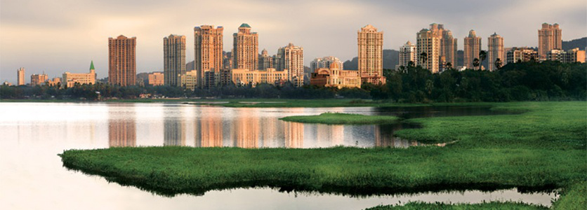 Traffic management Plans for Hiranandani Gardens, Powai