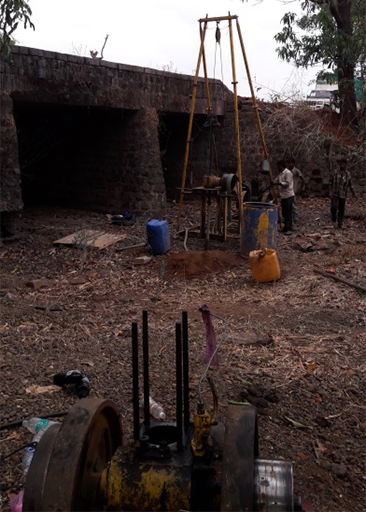 MATERIAL TESTING AND PREPARATION OF DETAILED PROJECT REPORT (DPR) FOR UPGRADATION TO FOUR LANING CONFIGURATION  OF WAKAN-PALI-KHOPOLI ROAD
