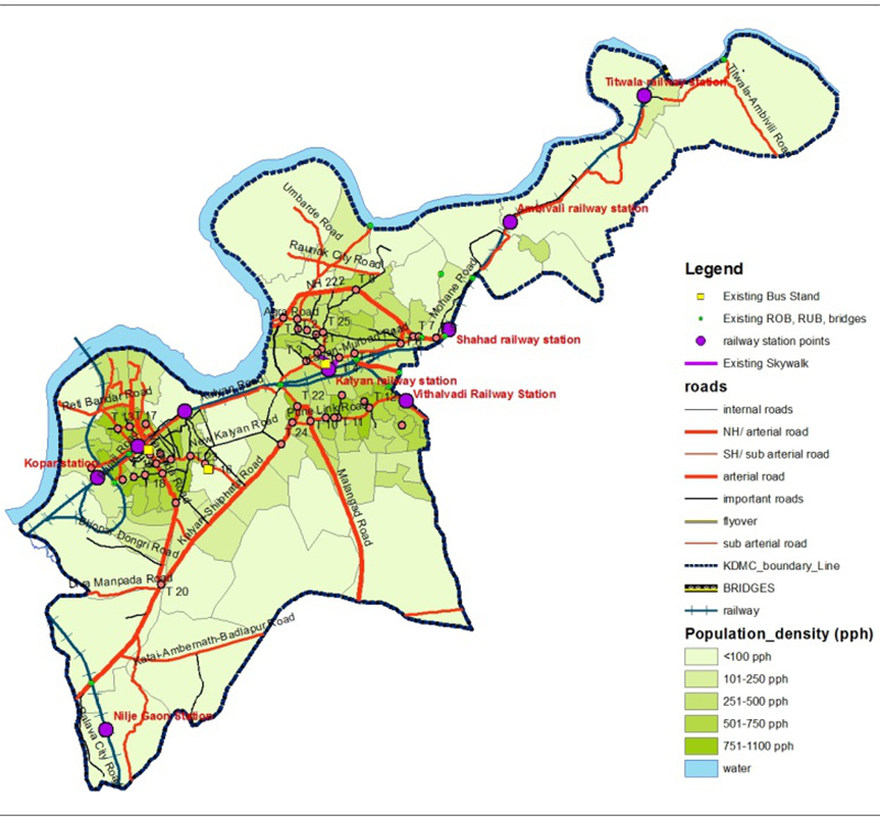 Traffic Regulation Plan Kalyan Dombivali Municipal Corporation Area