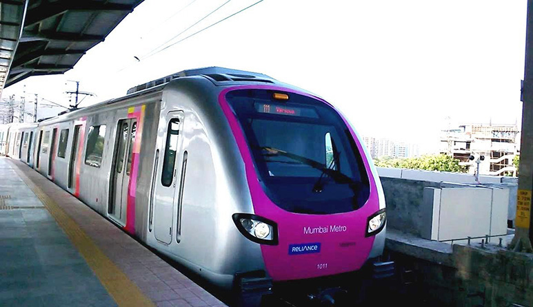 Detailed Topographic and Utility surveys for metro rail alignment and depot area from Ghatkopar to Wadala Depot and JVLR to Samarth Nagar for updation of Mumbai Metro Rail DPRs