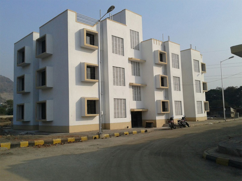 Rehabilitation & Resettlement of Project work of Residential  and Commercial Building, Digha