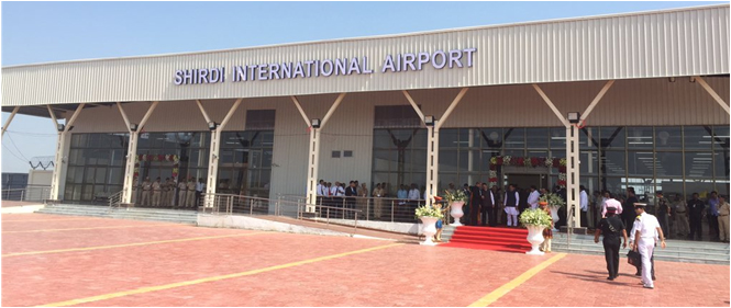 EXTENSION OF EXISTING TERMINAL BUILDING FACILITIES AT SHIRDI AIRPORT