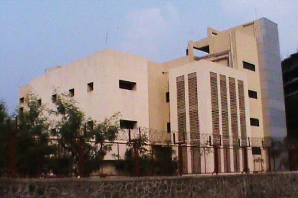 Telephone Exchange Building at Vikroli (E), Mumbai - MTNL