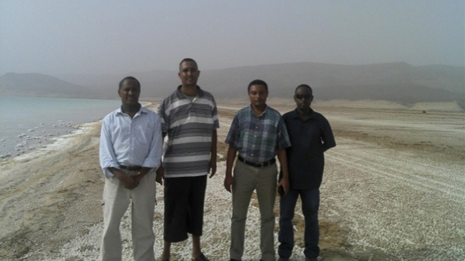 PRELIMINARY ALIGNMENT DESIGN FOR 600KM MAKELLE-TADJOURAH RAILWAY ETHIOPIA
