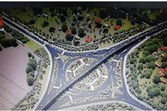 Design and Construction of Lusaka City Decongestion Project, Zambia